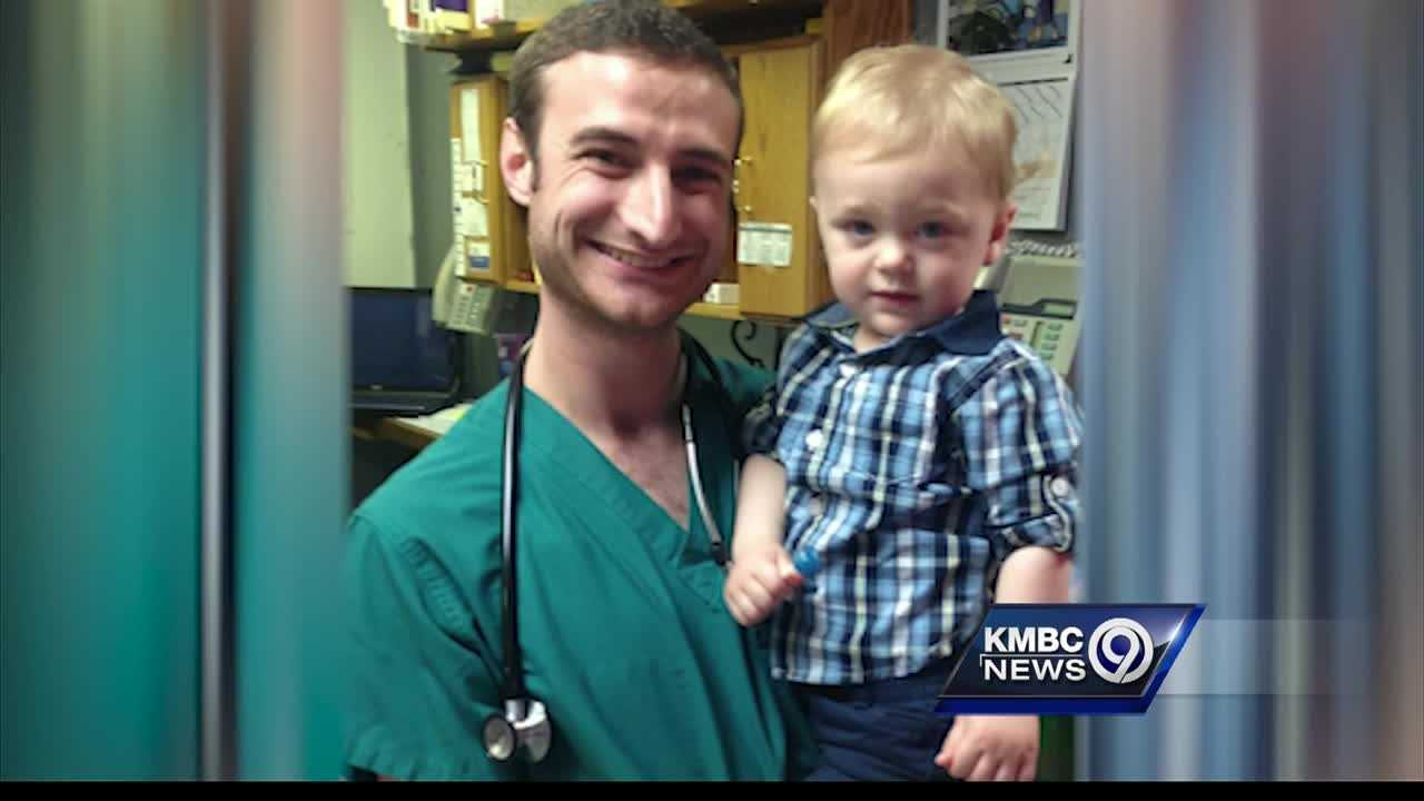 A young medical student will soon be practicing medicine with the same doctors who helped him fend off cancer twice as a child.
