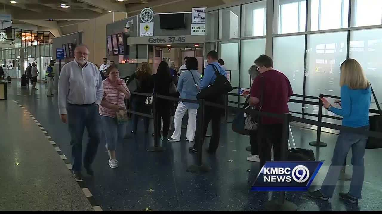 Kansas City has put plans for a major makeover at Kansas City International Airport on hold for the near future.
