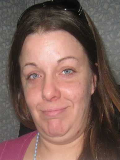 Danielle Burton, 32, is wanted on a Wyandotte County, Kansas, probation violation warrant on a charge of criminal damage to property.She is white, 5 feet 2 inches tall, 160 pounds and has brown hair, blue eyes and tattoos on her face, back and right hand.Her last known address was in the area of Sixth and Northrup in Kansas City, Kansas.