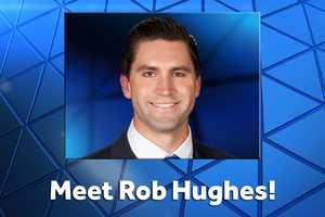 Meet Rob Hughes - the newest member of the KMBC/KCWE First News family!