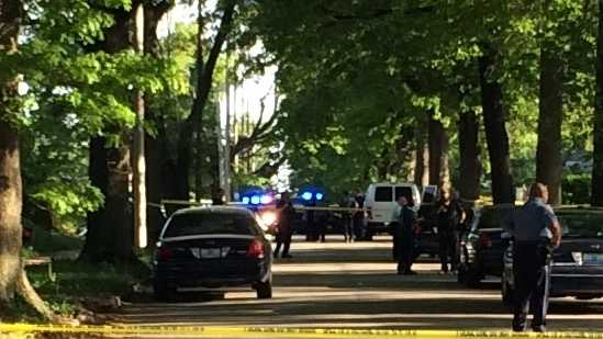 Kansas City police are investigating a murder-suicide that left two brothers dead as a result of a domestic violence situation Friday.