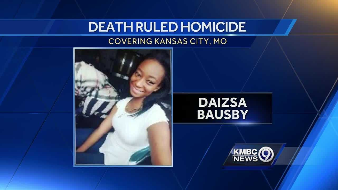 Death of KC high school senior ruled a homicide