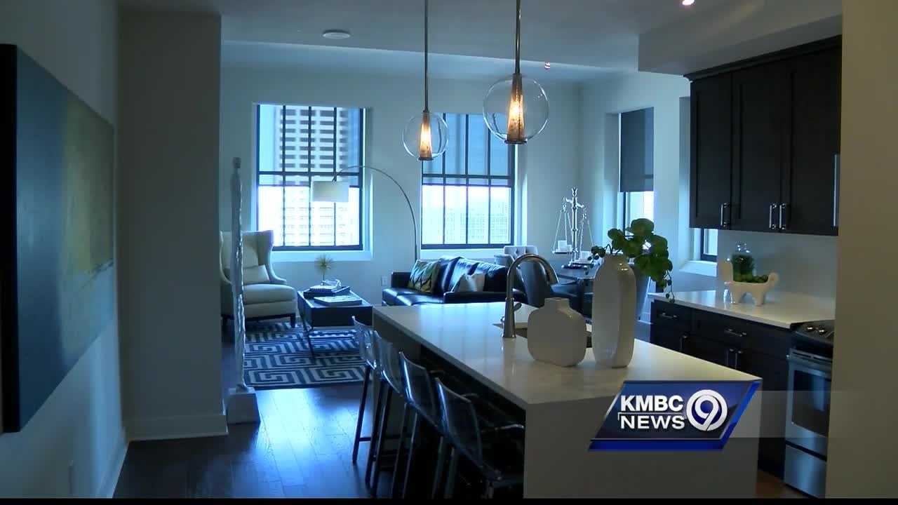 A piece of history is coming to life in downtown Kansas City. And before residents move into the Power and Light Apartments later this week, KMBC 9 News got an exclusive sneak peek inside.