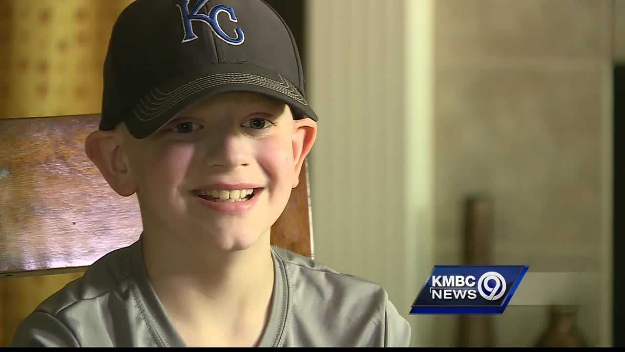 A Liberty family is facing uncertainty after their third-grader has been diagnosed with a rare type of bone cancer, and doctors said they haven't seen anything quite like it before.