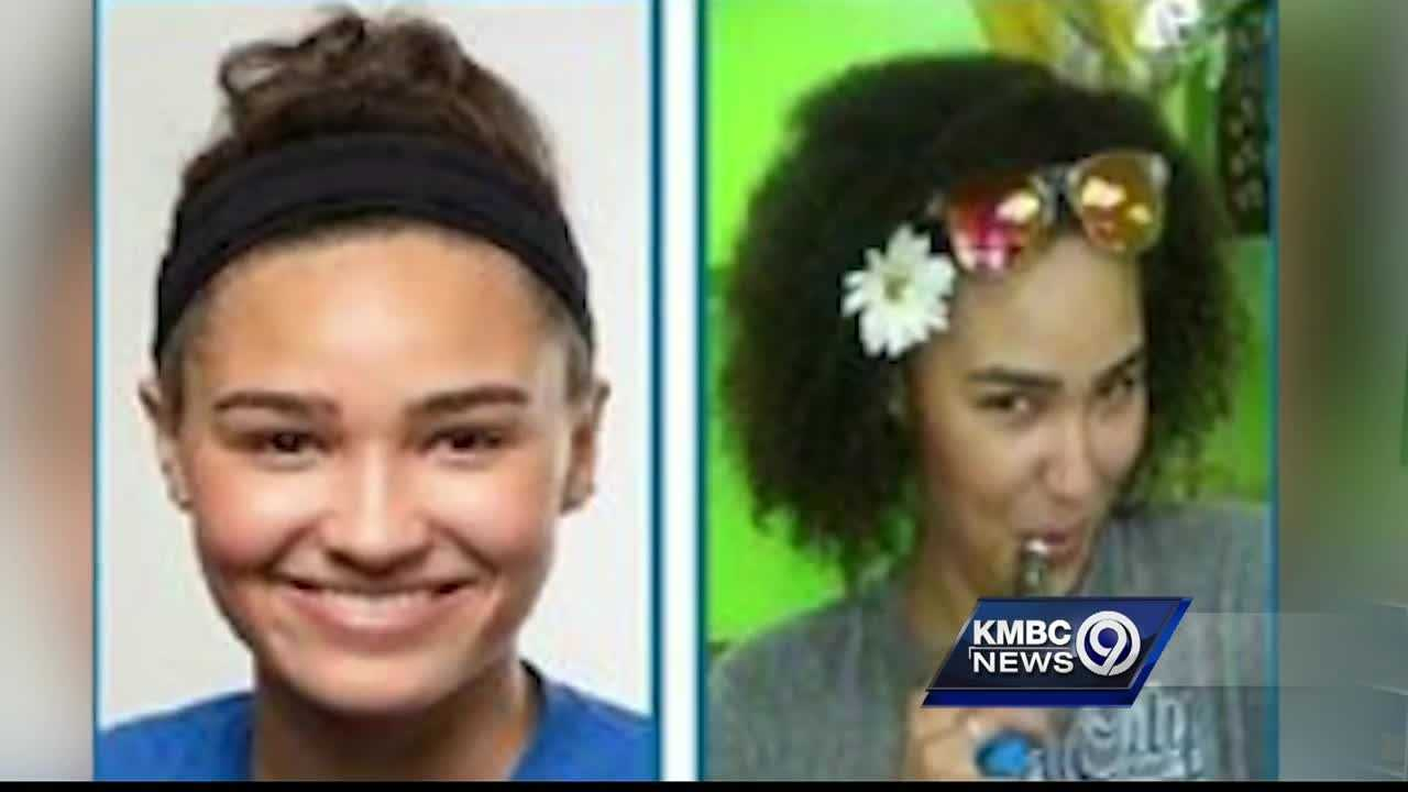 An Olathe mother is asking for help finding her 17-year-old daughter, who has been missing for two weeks.