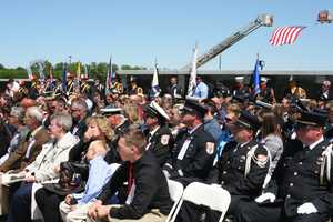 Battalion Chief Christopher Tindall of the South Metropolitan Fire Protection District in Raymore, died Jan. 8, 2015 after suffering chest pains after responding to an emergency call.