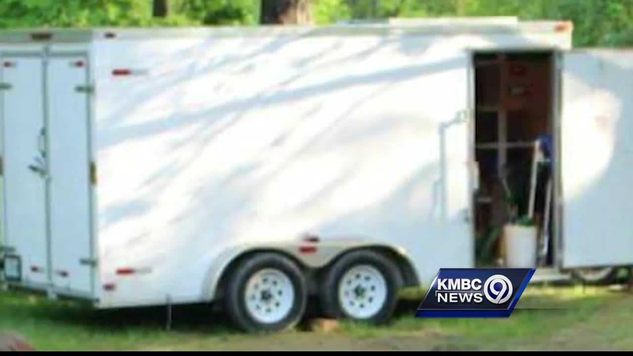 A south Kansas City Boy Scout troop is struggling after someone stole a trailer and everything inside.