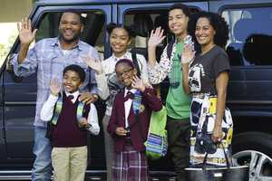 BLACKISH - Returns Wednesdays at 8:30 p.m. CT