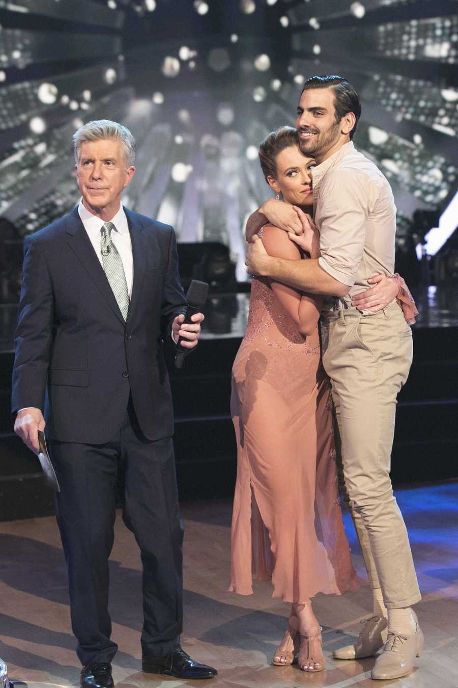 DANCING WITH THE STARS returns Mondays at 7 p.m. CT