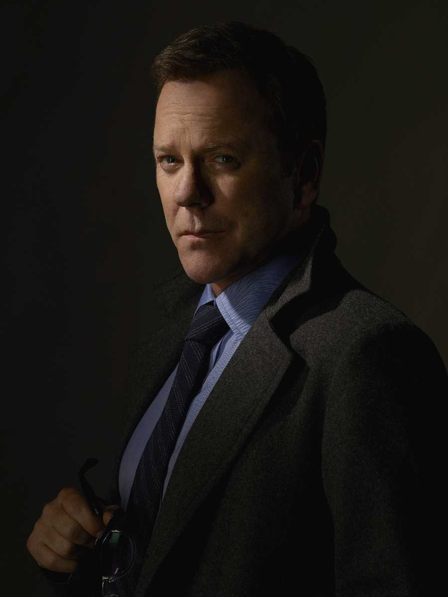 DESIGNATED SURVIVOR - (New show) - Airs Wednesdays at 9 p.m. CTKiefer Sutherland plays a lower-level cabinet member who becomes the president after an attack on Washington, D.C.