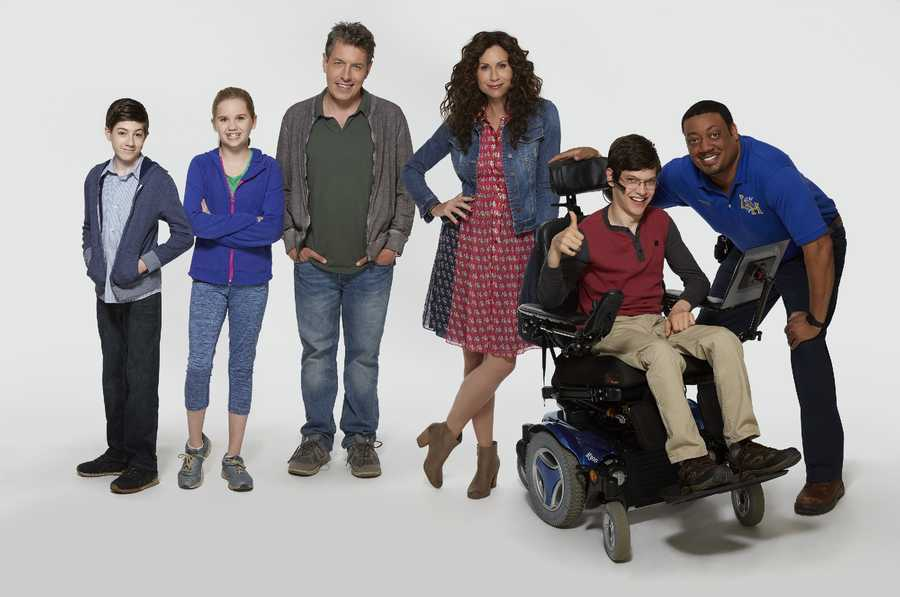 SPEECHLESS (New Show) - Wednesdays at 7:30 p.m. CTMinnie Driver stars as a mom on a mission who will do anything for her husband, and her two children, one of whom has special needs.