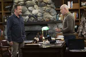 LAST MAN STANDING returns Fridays at 7 p.m. CT
