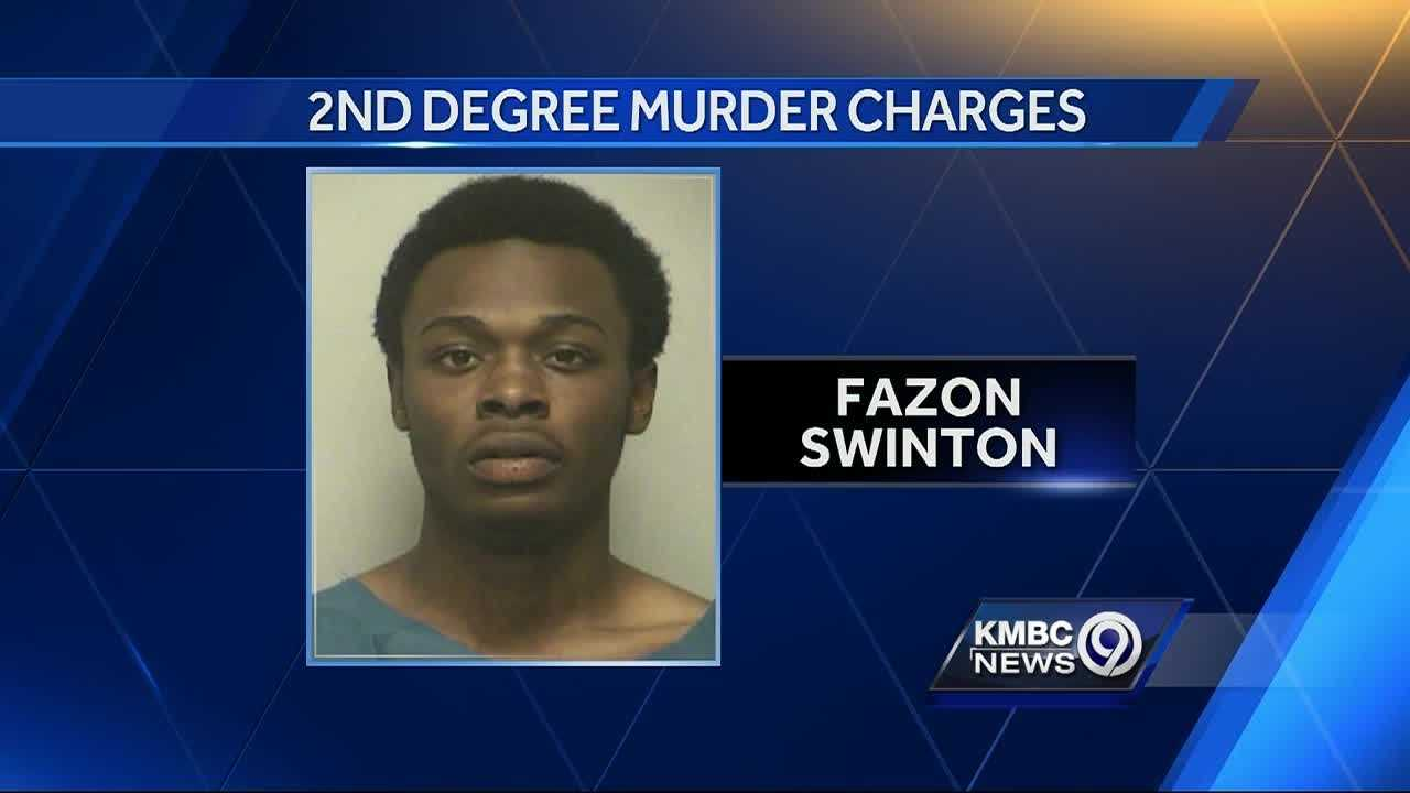 Prosecutors have charged an 18-year-old Kansas City man with murder in connection with a fatal shooting in a grocery store parking lot early last month.