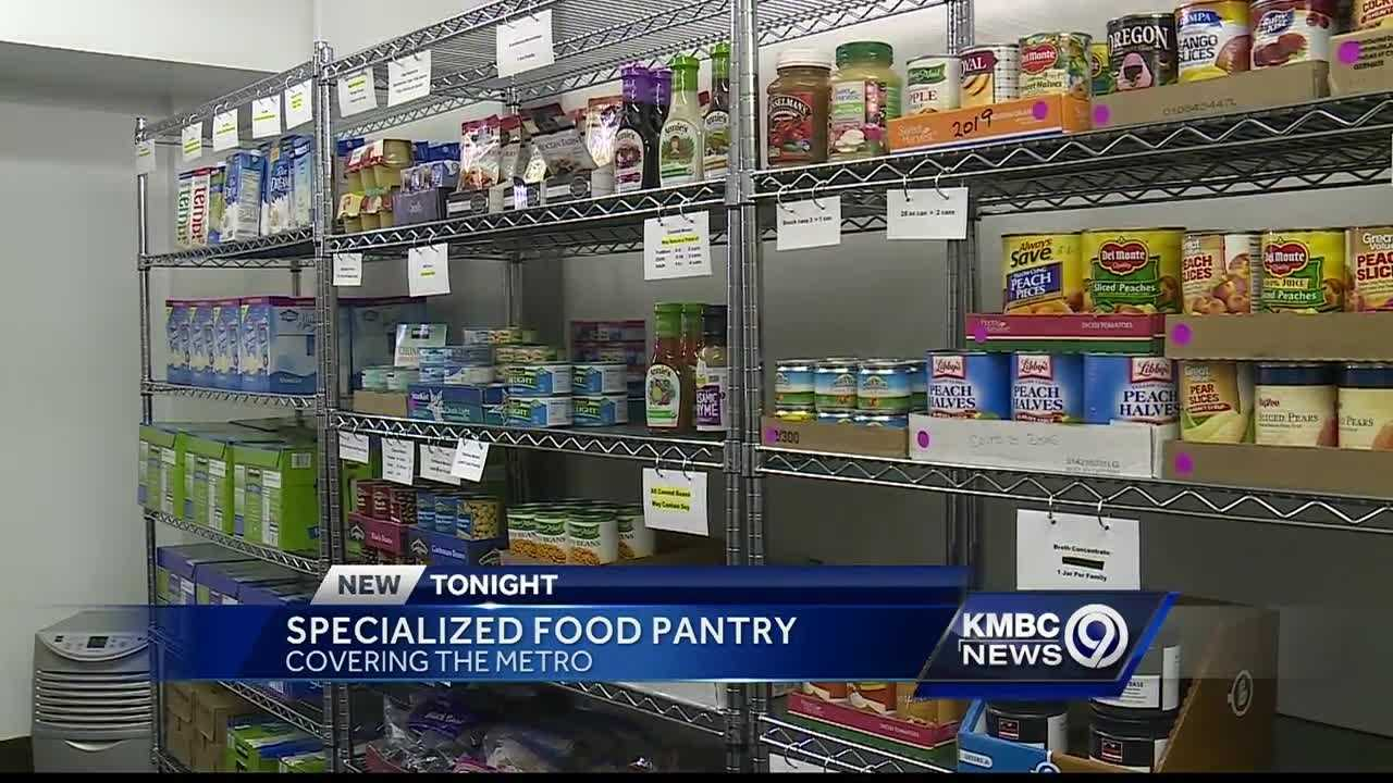 A first of its kind food bank is about to expand in the metro.