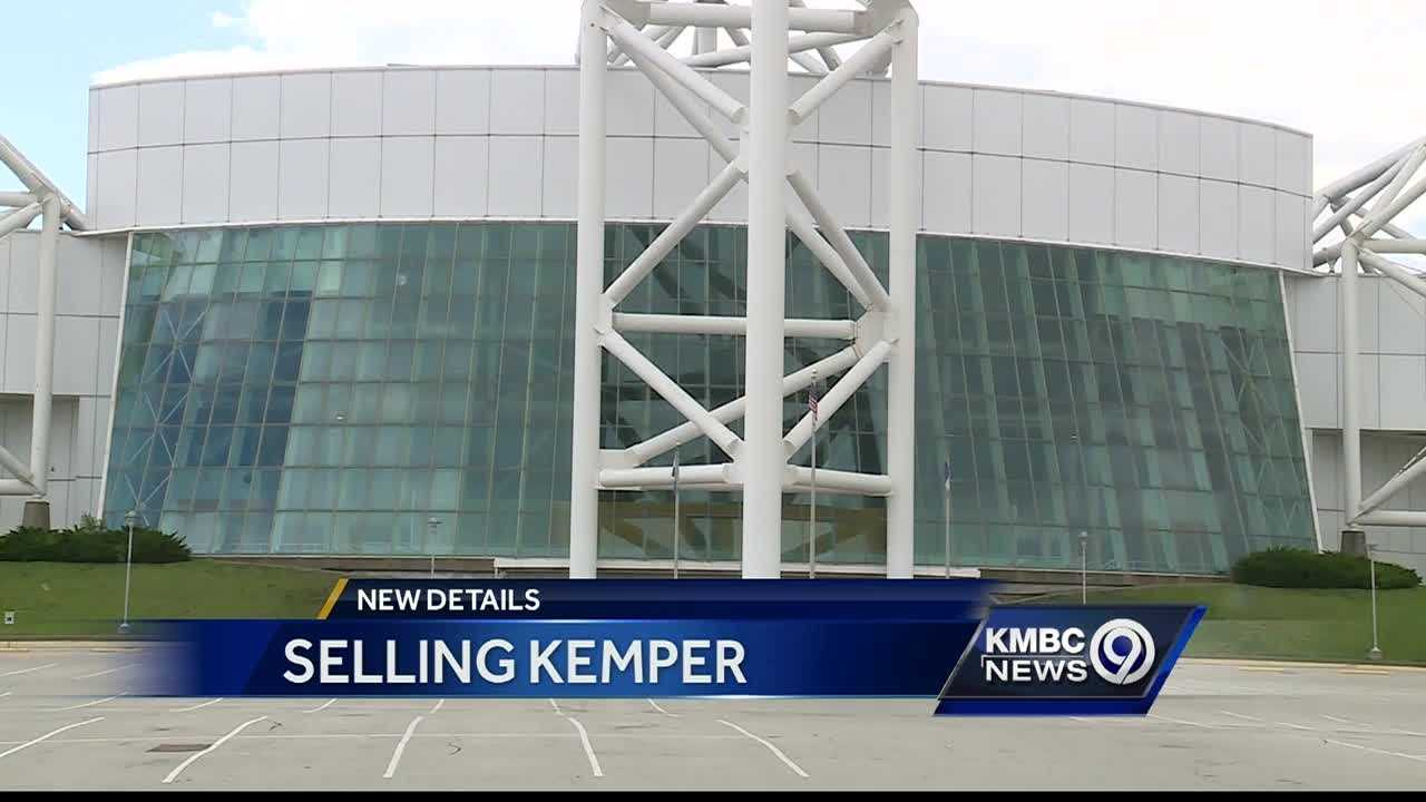 Kansas City is taking its first steps toward selling Kemper Arena to developers.