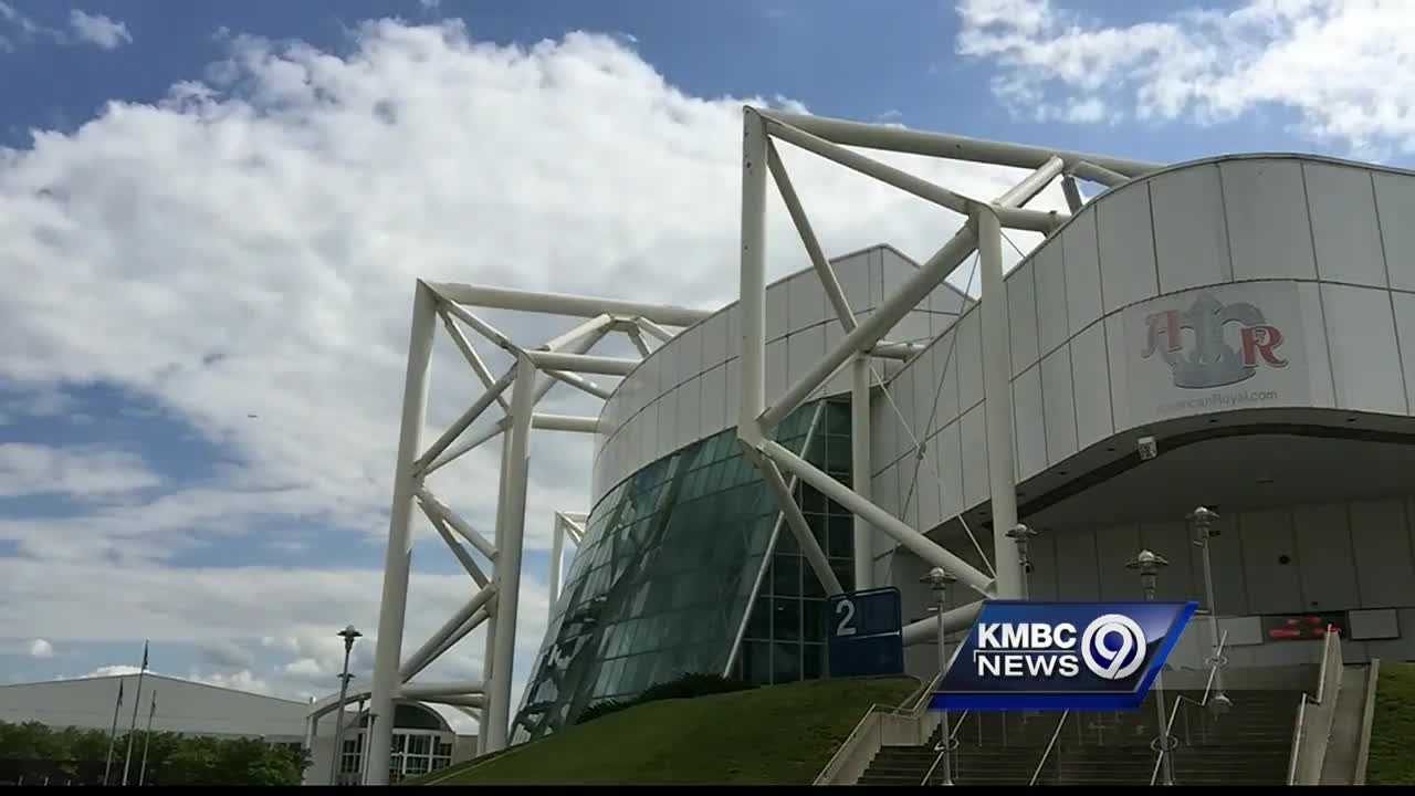 The Kansas City Council held its first-ever meeting at Kemper Arena to discuss the arena's future.