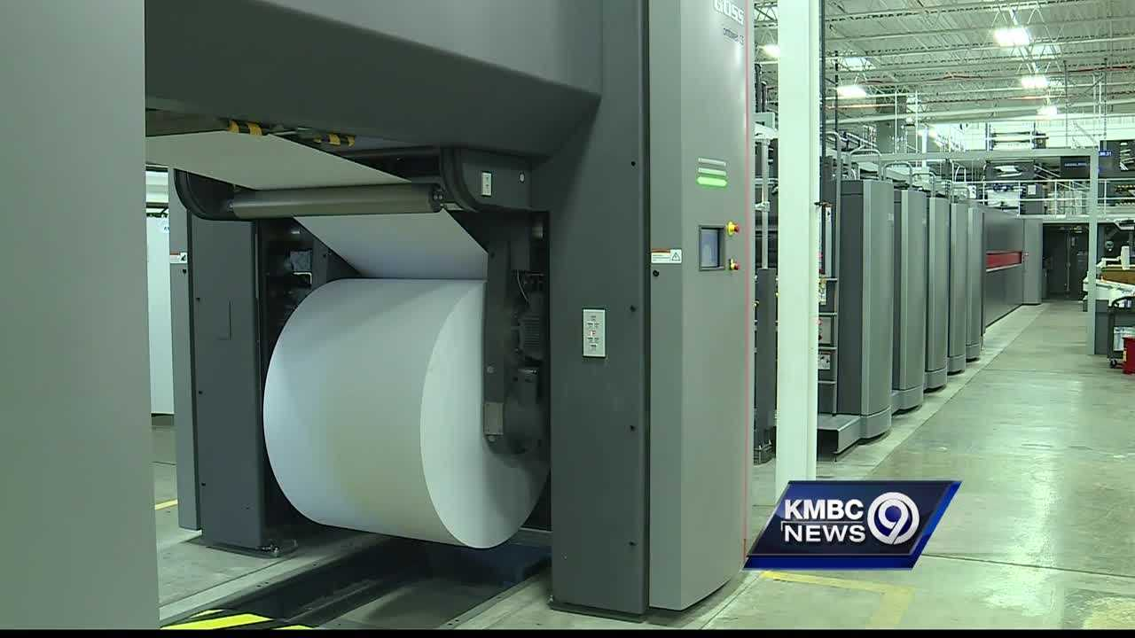 A Kansas City company is creating jobs in an industry some people have written off as dying.