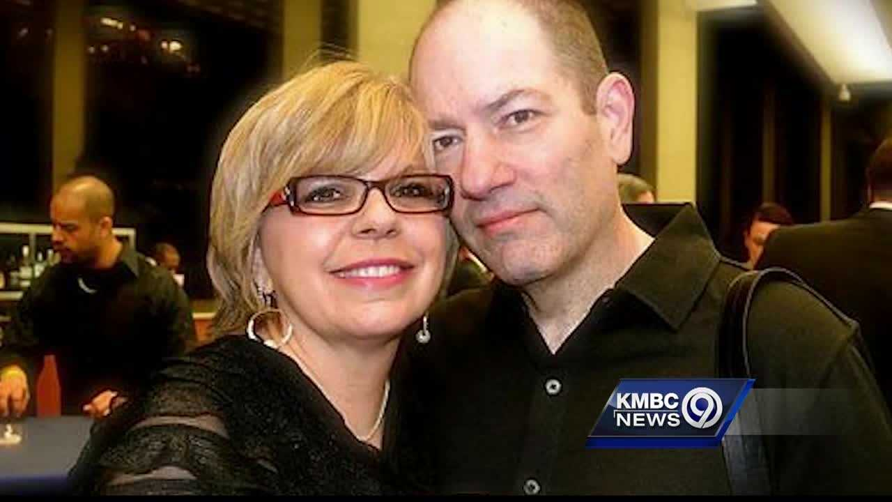 A grieving Kansas City, Kansas, woman said she's ready to forgive the driver accused in a weekend crash that killed her husband.