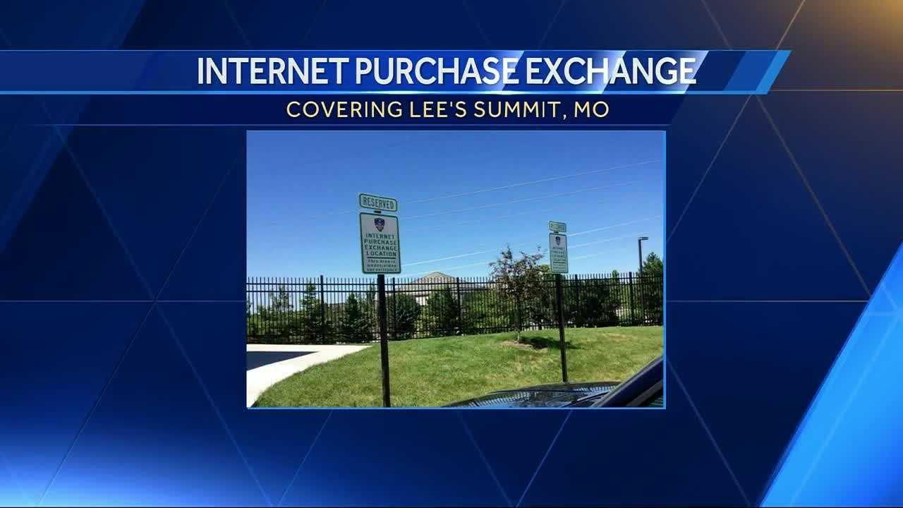 The Lee's Summit Police Department is the latest agency in the Kansas City metropolitan area to offer a safe location for online sales transactions.