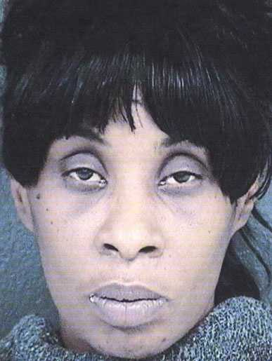 Shelis Haggins, 40, is wanted on probation violation warrants in Johnson and Wyandotte counties in Kansas on charges of forgery.She is black, 5 feet 4 inches tall, 140 pounds and has black hair, brown eyes and tattoos on her arms and legs.Her last known address was in the area of Second and Stewart in Kansas City, Kansas.