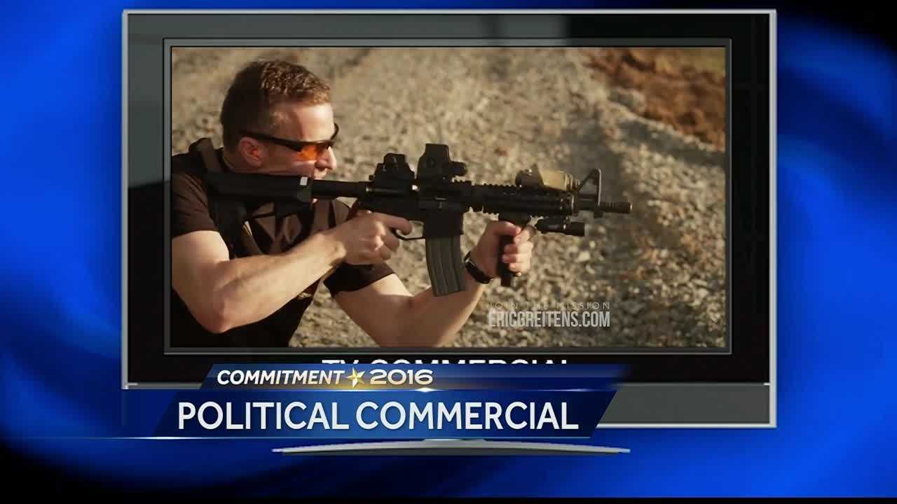 With the Missouri Republican Primary less than two months away, commercials for candidates in statewide offices are starting to appear.