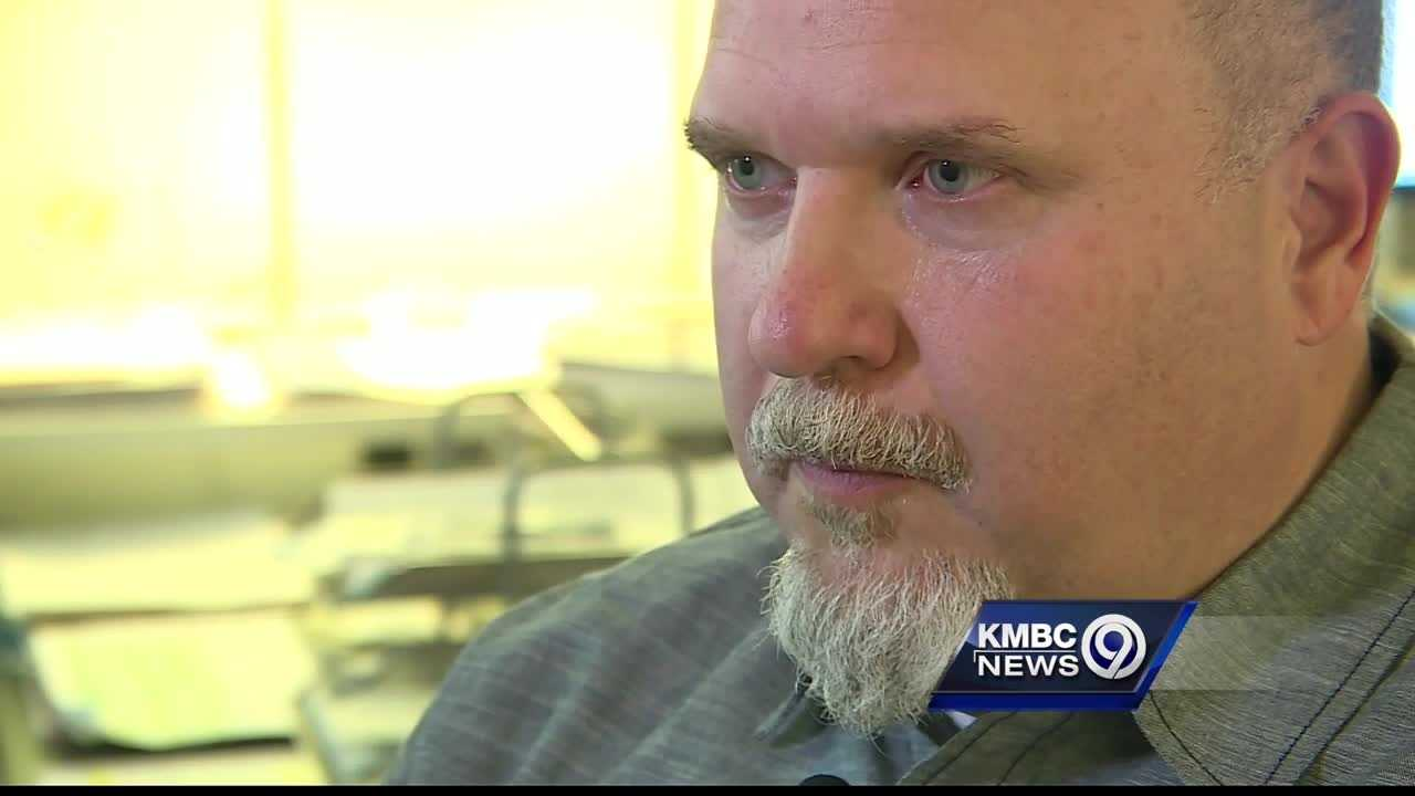 A Johnson County business owner said he's moving his company and his employees across the state line to Kansas City, Missouri, in part because of the tax cuts and budget shortfalls in Kansas.