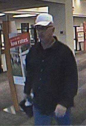 The Bank of America at 5930 E. Admiral Pl. in Tulsa, Oklahoma, was robbed Thursday at 9:30 a.m.