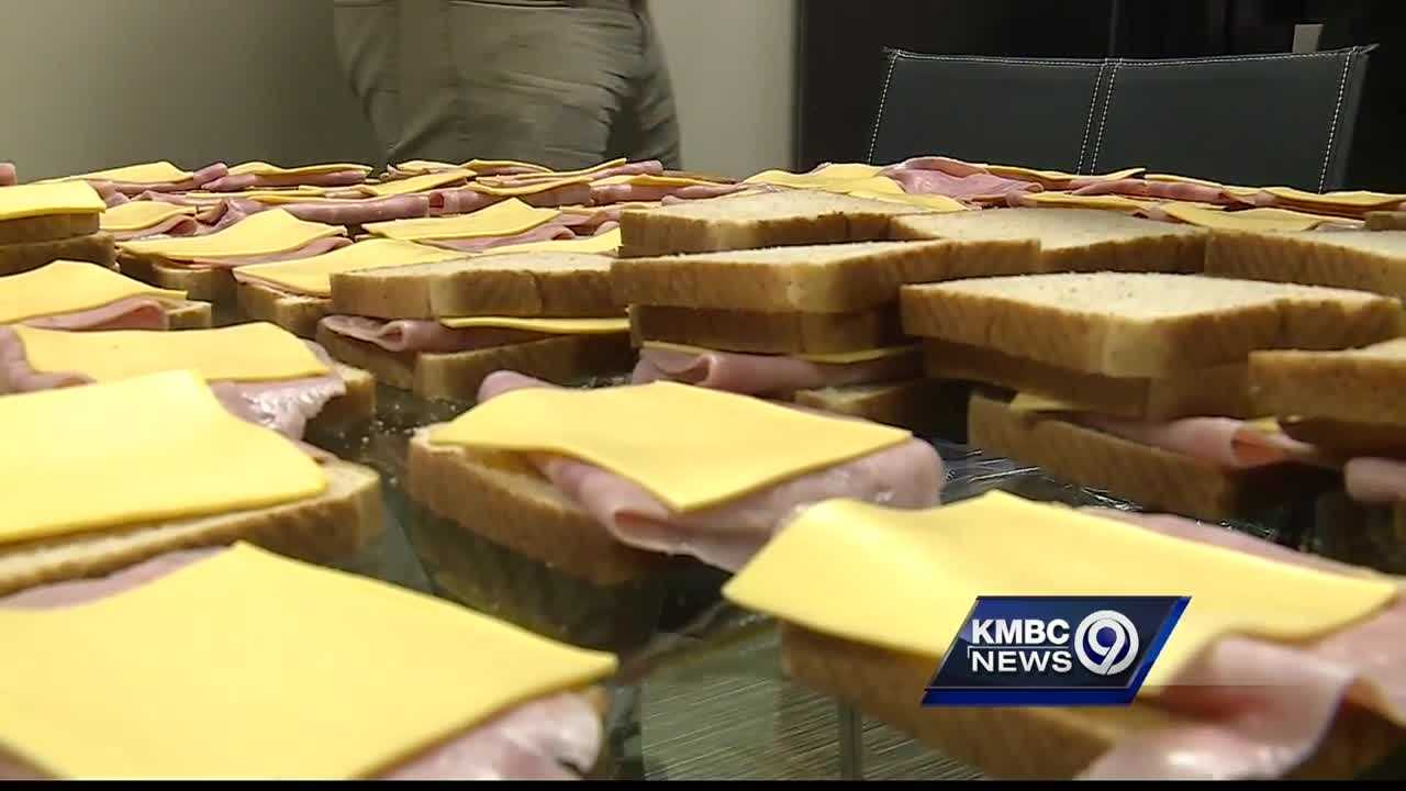 Law firm makes tradition of making lunches for City Union Mission