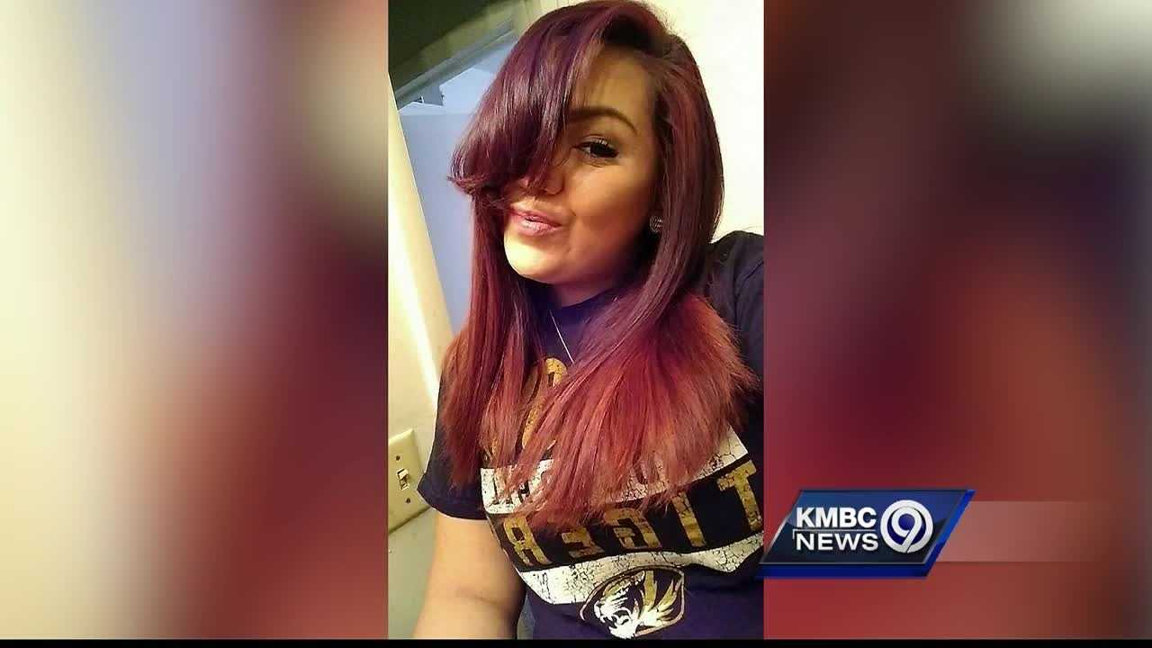 A friend says the 18-year-old woman found slain in a Kansas City, Kansas, motel Tuesday night was in the wrong place at the wrong time.