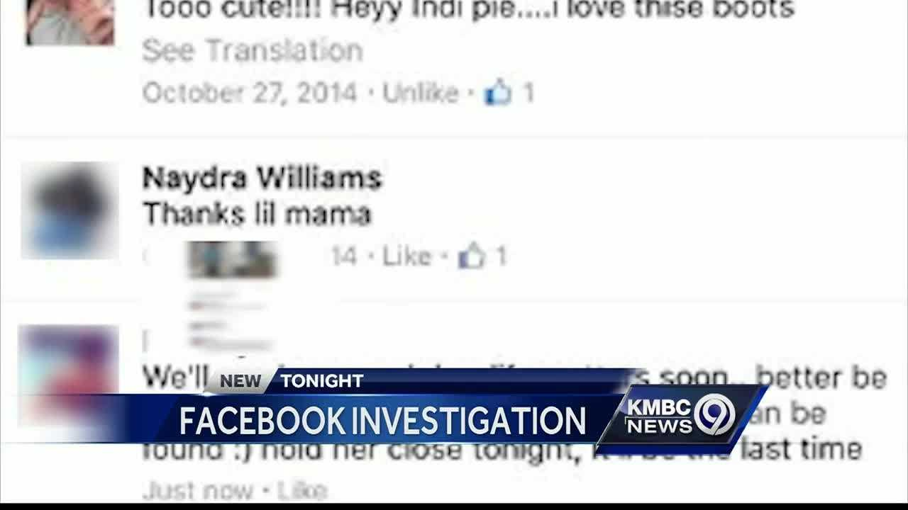 Overland Park police terminated an officer Friday for making an inappropriate comment on a personal Facebook page.