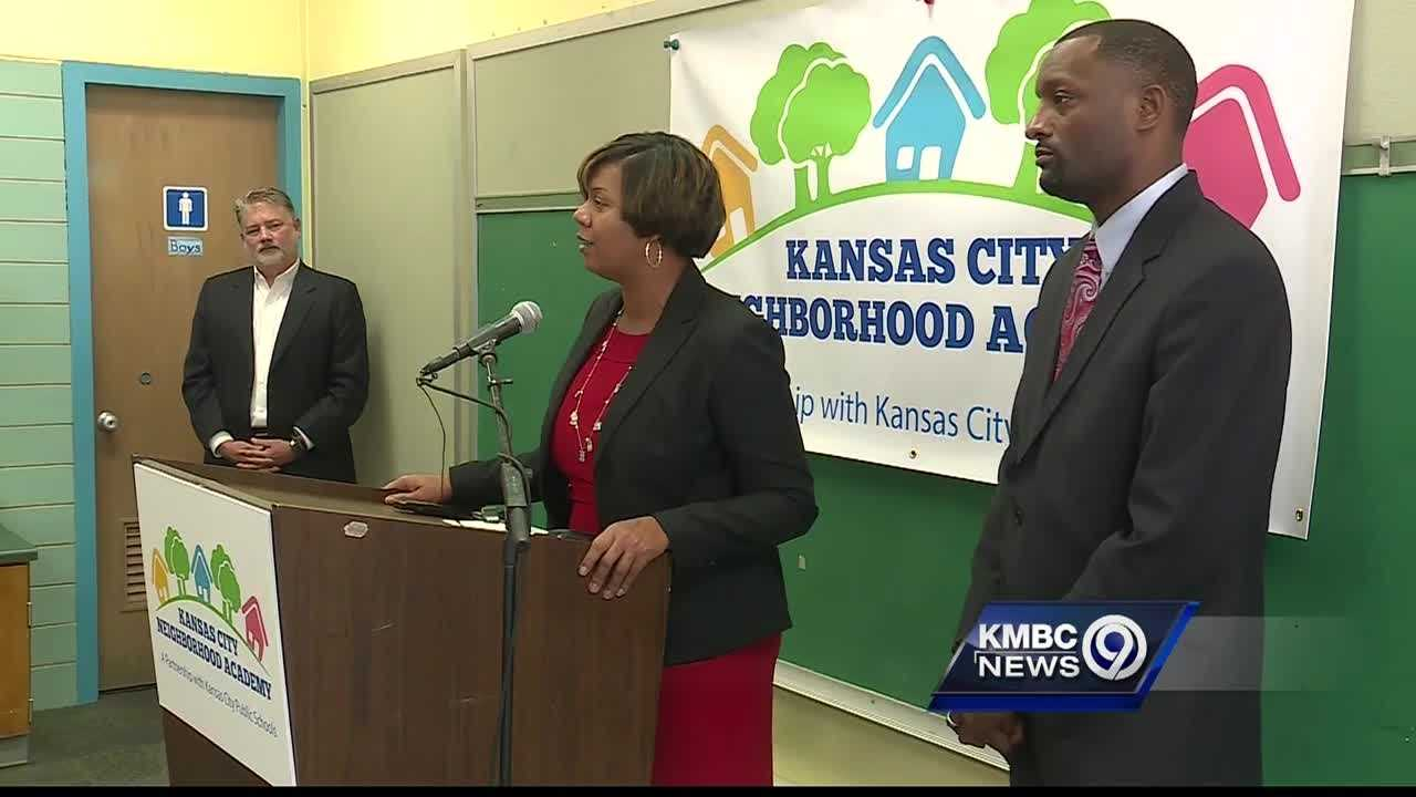 Kansas City Public Schools are going back into the charter school business.