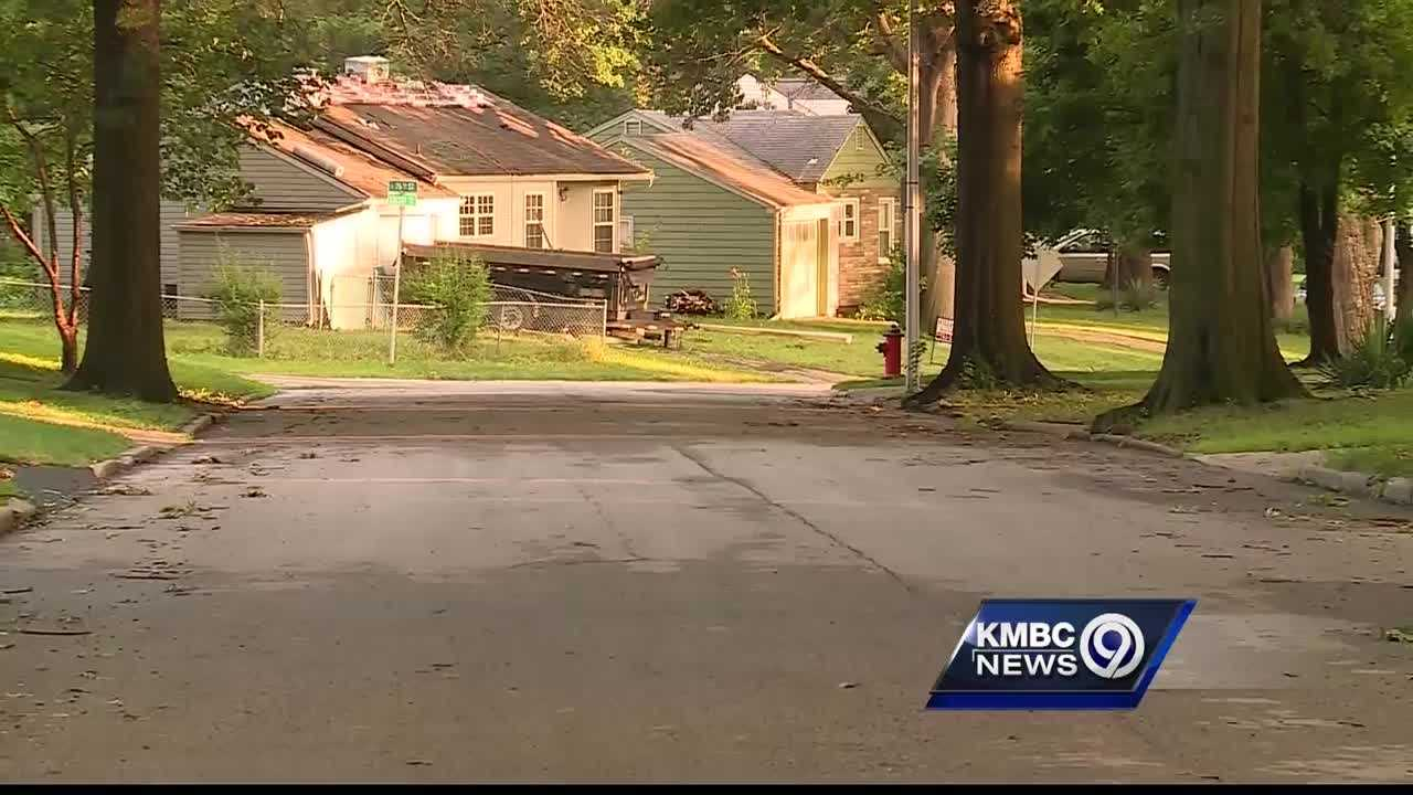 People in Kansas City's Waldo neighborhood are on the lookout after a string of burglaries.