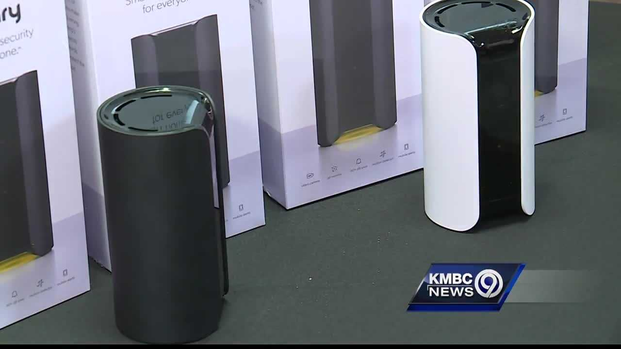 The families of Kansas City first responders received the gift of free home security devices on Tuesday. The gifts took on new significance in light of recent violence against police.