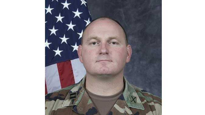Capt. Robert Melton served in the Kansas Army National Guard, first as an enlisted soldier from Dec. 1, 1986, until he was commissioned as a second lieutenant in August 1997. He retired as a captain Feb. 28, 2012.