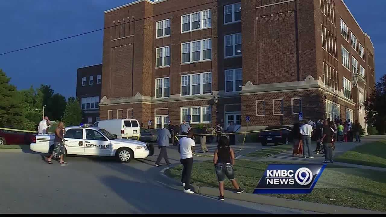 Police have identified the man found fatally shot outside a Kansas City, Kansas, apartment complex Monday evening.