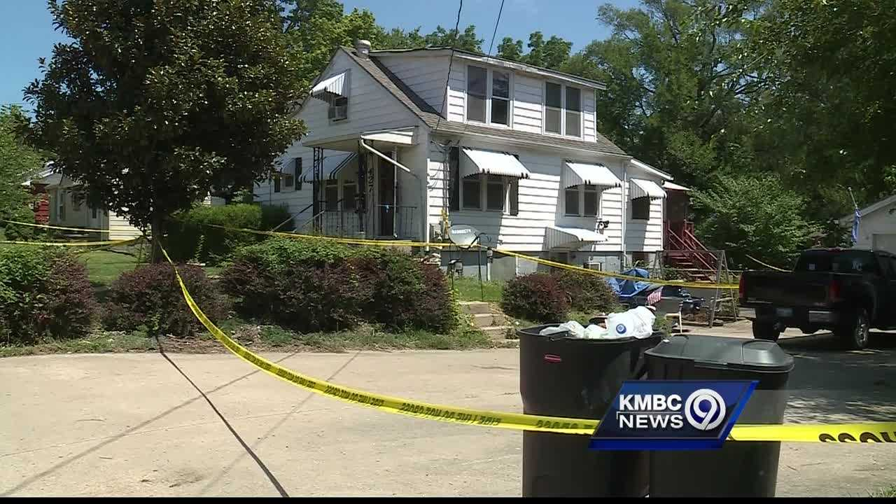 A house fire in Bonner Springs late Monday killed a mother of three, investigators said.