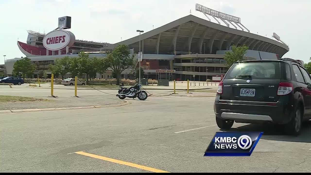 The Kansas City Chiefs announced details for parking this season at Arrowhead Stadium, which includes a price hike for game-day cash parking.