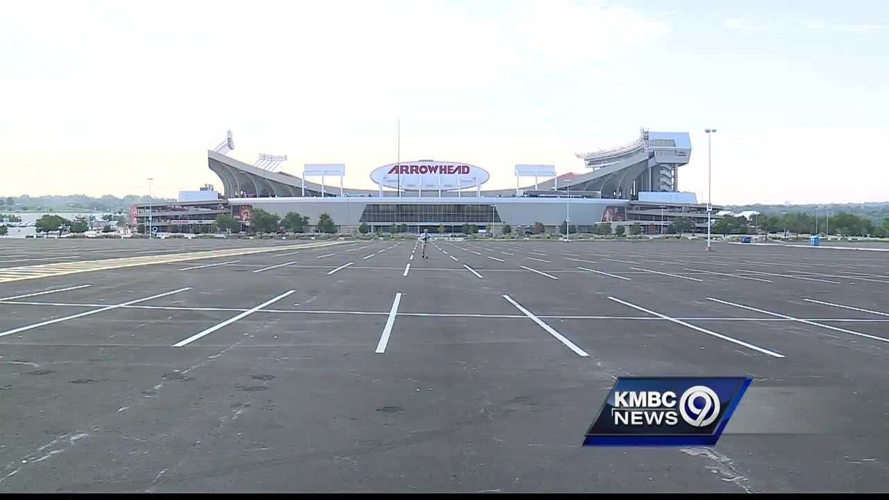 The Kansas City Chiefs say the changes to stadium parking pricing is about making the fan experience better and not a cash grab.