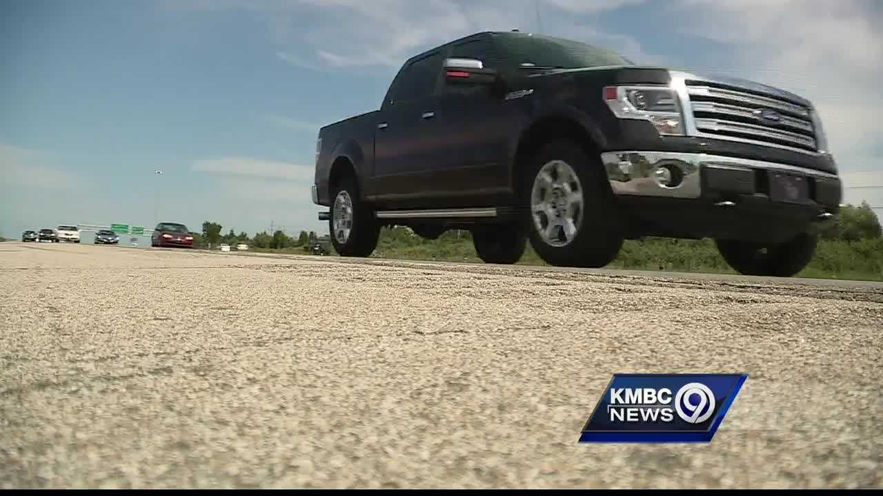 The Kansas Department of Transportation is launching a new campaign it hopes will get drivers to slow down on Kansas Highway 10.
