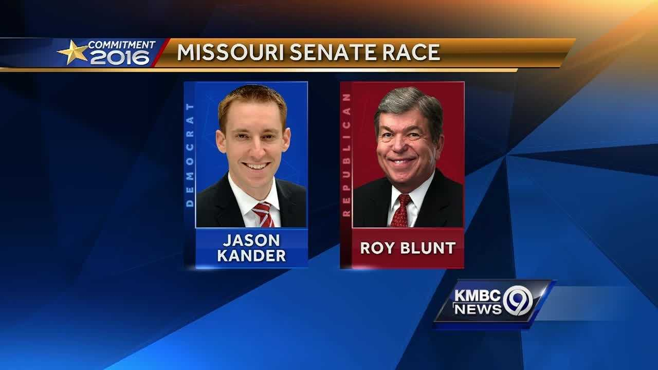 The race for Missouri's U.S. Senate seat, which could help determine the balance of the Senate next year, fired up Wednesday.