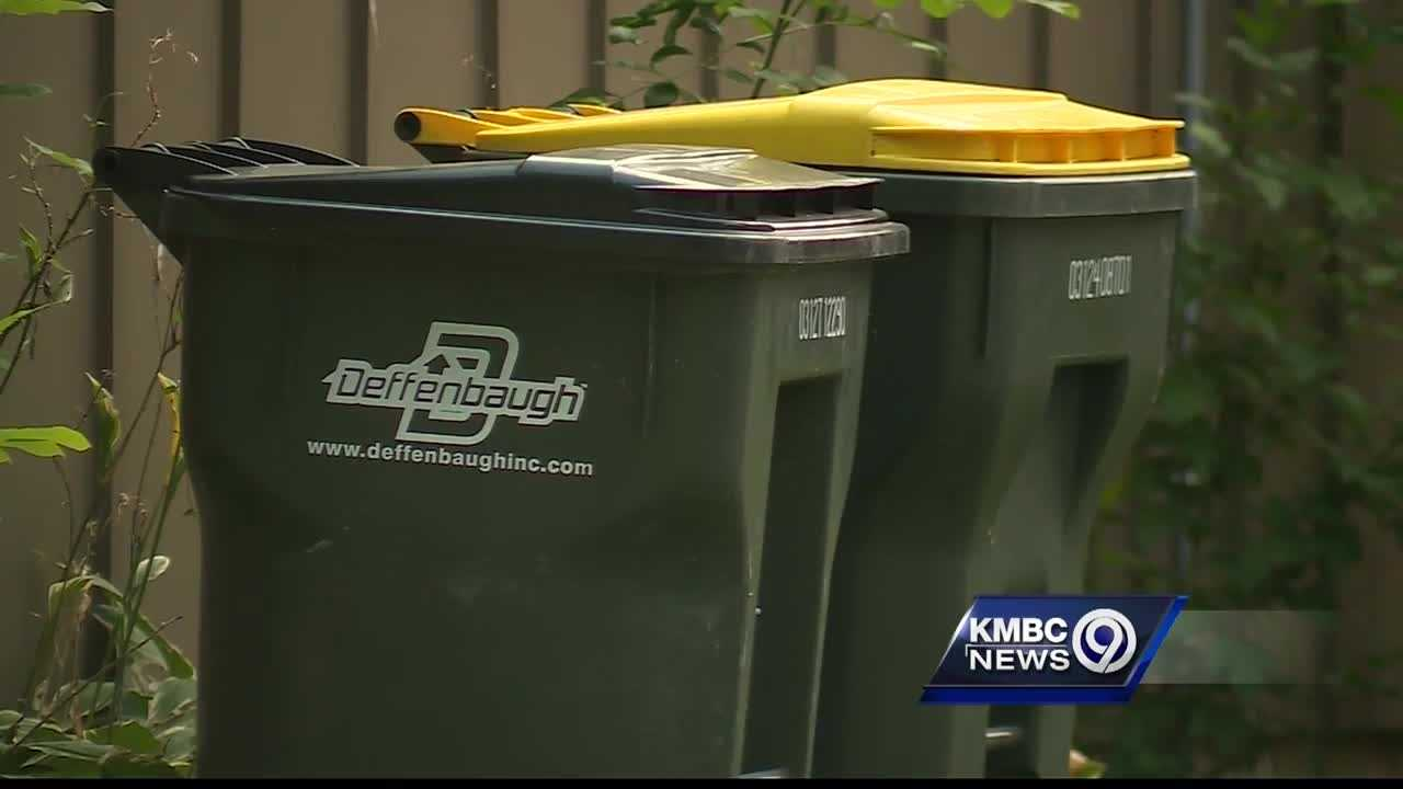 Trash collection company Deffenbaugh has issued an apology in Overland Park after complaints about its service.
