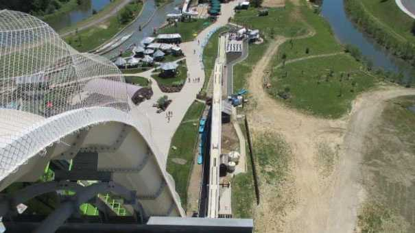 Two months before a 10-year-old boy died on Schlitterbahn's 17-story water slide named Verruckt, a private inspector looked over the park's attractions and cleared them.