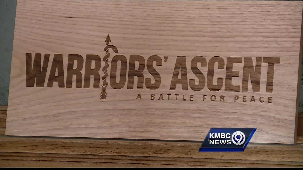 A Kansas City-area charity is helping veterans and first responders who are dealing with post-traumatic stress disorder, using methods ancient warriors have used for thousands of years.