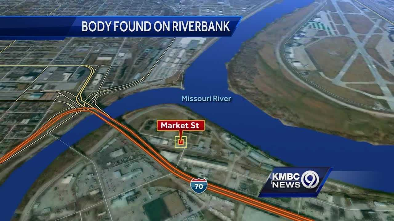 Kansas City, Kansas, police are investigating after a body was found in the river Saturday near 50 Market Street.