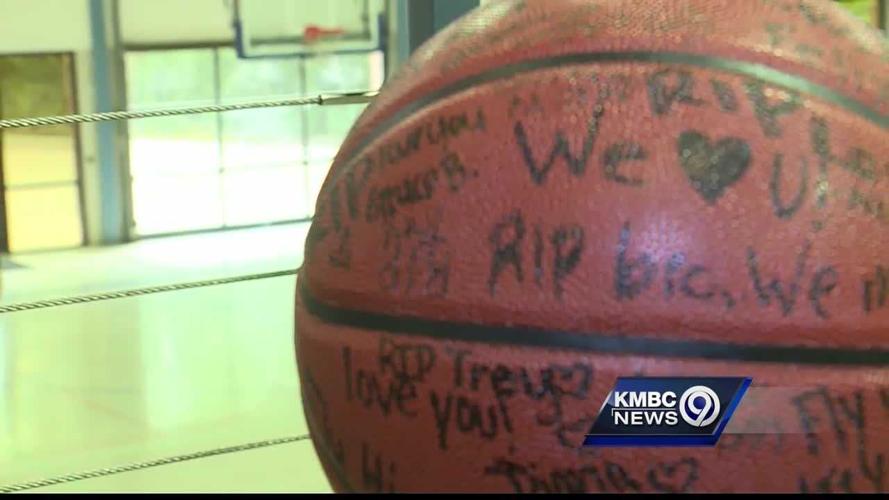 A week after the death of a Shawnee Mission Northwest High School senior, his friends are using one of his favorite sports to honor him.