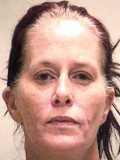Dawn Rounds, 46, is wanted in Clay County, Missouri, on a charge of possessing synthetic narcotics.She is white, 5 feet 7 inches tall, 160 pounds and has red hair, hazel eyes and tattoos on his back and abdomen.Police said her last known address was in Holt, Missouri.She has been known to use the alias of Dawn Everett.