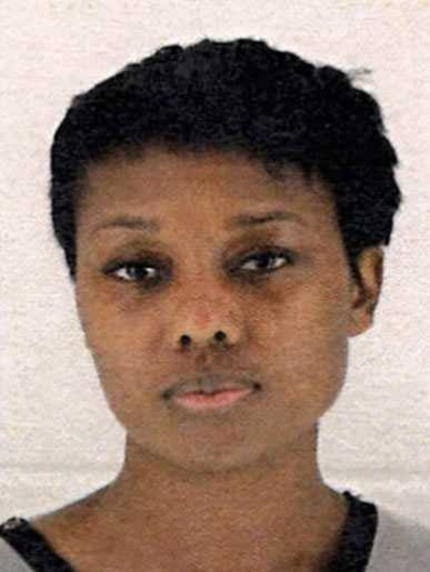 Pamela Smiley, 36, is wanted on a Johnson County, Kansas, probation violation warrant on a charge of felony theft.She is black, 5 feet 6 inches tall, 140 pounds and has black hair, brown eyes and tattoos on her shoulders, neck and right wrist.Her last known address was in Lee's Summit, Missouri.Police said she has been known to use the aliases of Pamela Brackins and Pamela Newsome.