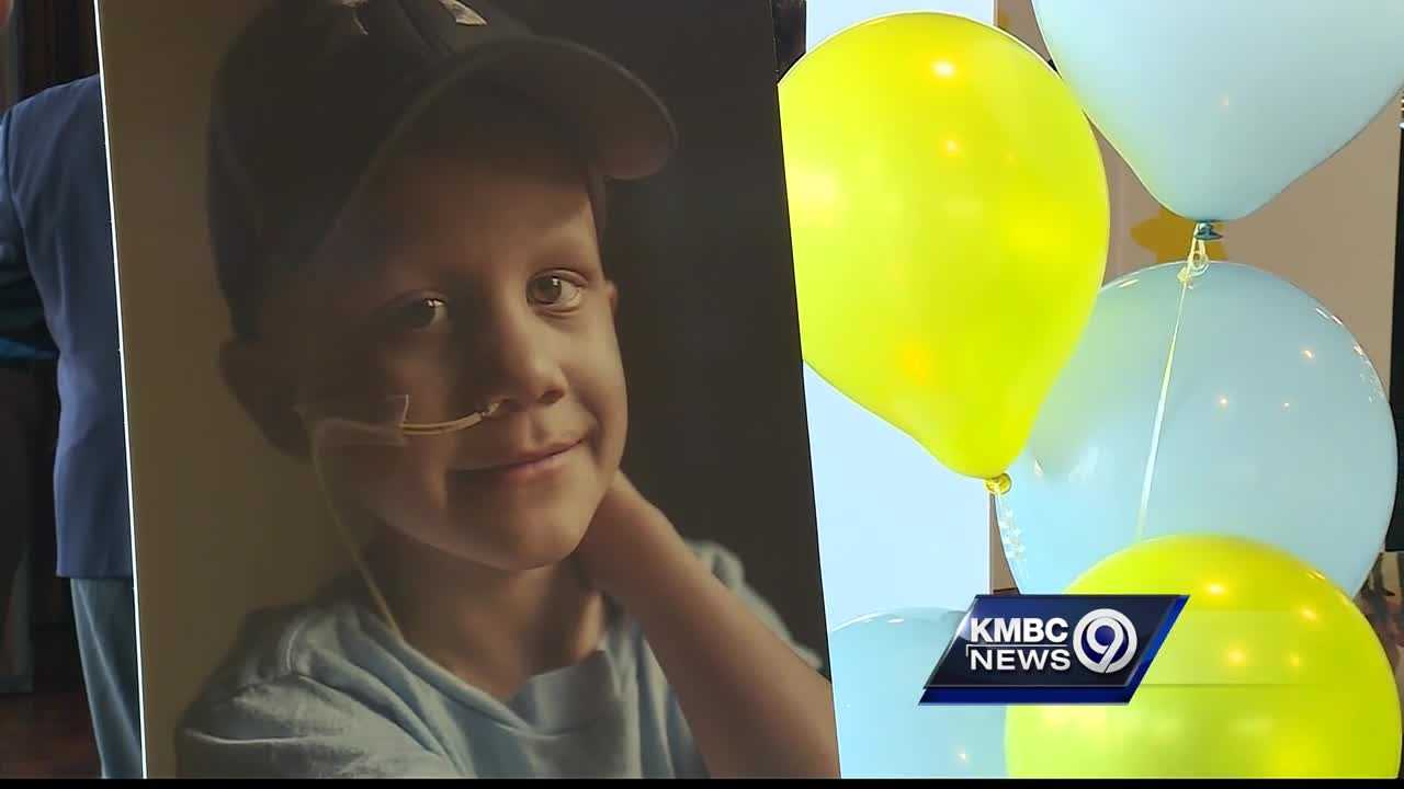 Noah Wilson, a young boy with cancer who captured the heart of Kansas City when he started a foundation to help other children, is still inspiring people more than year after his death.