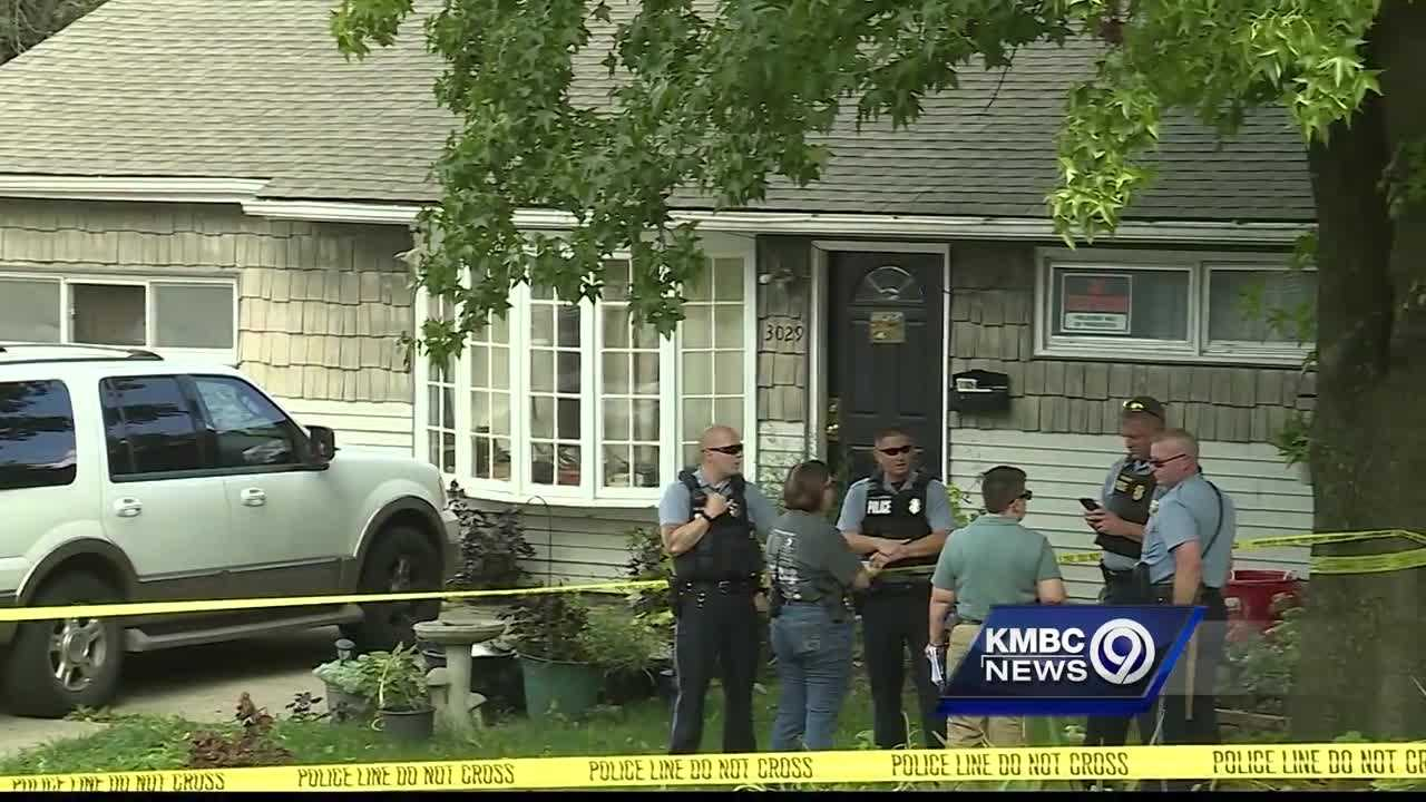 Police said the fatal shootings of a man and a woman at a Kansas City, Kansas, home Tuesday afternoon appear to be a murder-suicide.