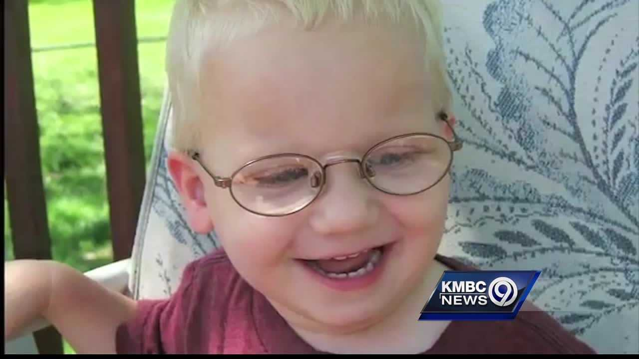 A Kansas City-area safety charity is honoring the memory of a 2-year-old boy by working to protect other children.